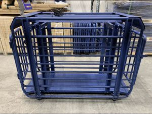 """US-BC7120 """"Big Blue"""" Livestock Scale with Cage for Sale in Las Vegas, NV"""