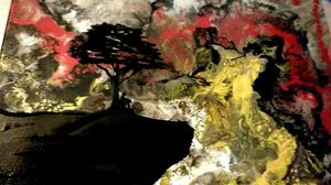 ***Original Fluid Abstract Art*** for Sale in Round Rock, TX