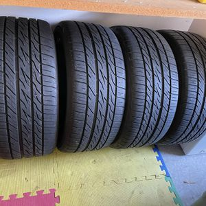 4 Tires With Rims for Sale in Concord, NC