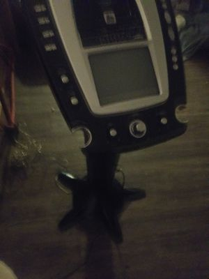 Karaoke dancing vision machine for Sale in Wichita, KS