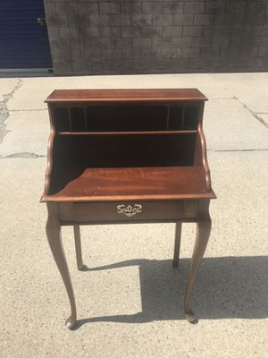 antique secretary desk for Sale in Clinton Township, MI