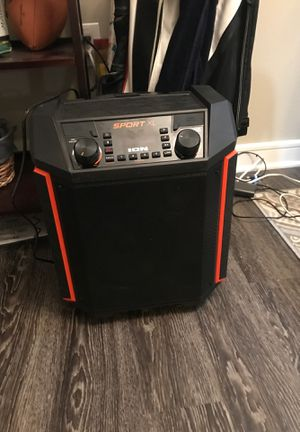 Bluetooth Karaoke PA Speaker for Sale in Irving, TX