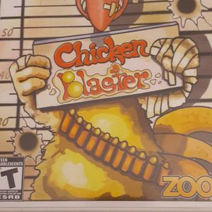 CHICKEN BLASTER (Nintendo Wii + Wii U) for Sale in Lewisville, TX