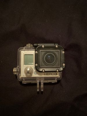 Hero 3 GoPro for Sale in Humble, TX