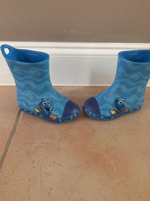 New Crocs kids rain boots - Finding Nemo for Sale in Miami, FL
