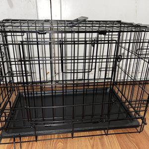 """""""22 Double Door Crate With Floor Matt for Sale in Los Angeles, CA"""
