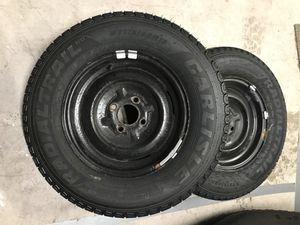 Trailer tires and rims for Sale in Largo, FL