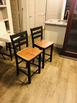 BAR STOOLS FOR SALE SERIOUS INQUIRIES ONLY for Sale in Katy, TX