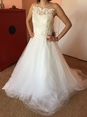 Brand new wedding dress, Size L/XL for Sale in San Francisco, CA