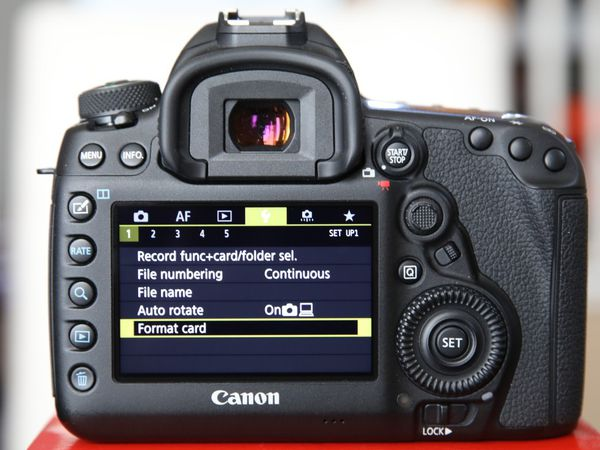 Canon EOS 5D Mark IV ( Almost New) with New BG-E20 Grip Back Up Body. Barely used. Brand New Grip.