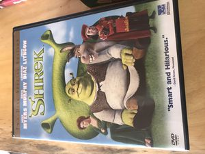 Shrek DVD two disc edition for Sale in Vancouver, WA