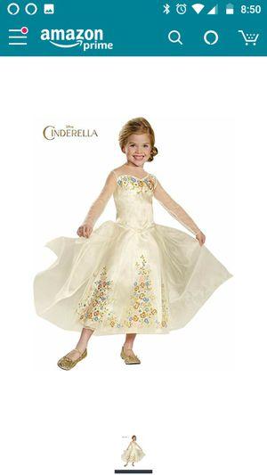 Disney Cinderella Halloween Costume Child Girl for Sale in Los Angeles, CA