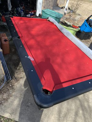 POOL TABLE for Sale in East Carondelet, IL