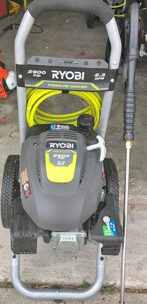 Ryobi 2900 Gas Pressure Washer for Sale in Arlington, TX