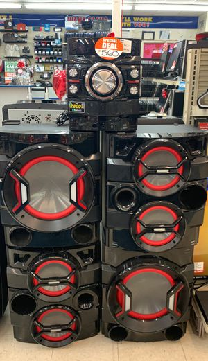 LG Stereo for Sale in McAllen, TX