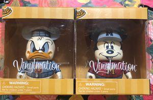 Disney vinylmations for Sale in Seabrook, TX