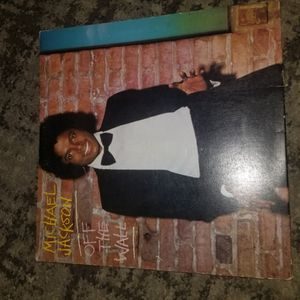 Original Old School Micheal Jackson Off The Wall Record for Sale in Leominster, MA