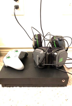 Xbox OneX for Sale in Bowie, MD