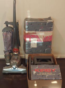 Kirby sentria vacuum w/ shampoo system. for Sale in Houston,  TX