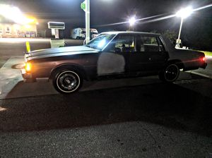 1984 Chevrolet Caprice Chevy Caprice box for Sale in Roanoke, VA