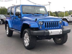 2015 Jeep Wrangler for Sale in Monroe, WA
