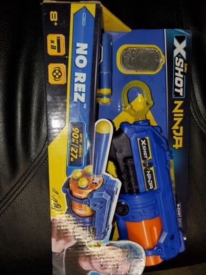 Xshot ninja nerf gun for Sale in Costa Mesa, CA