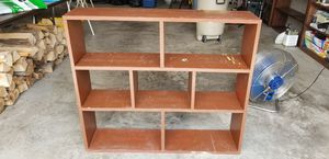 Handy Solid Wood Garage / Shed Laundry Room Shelf for Sale in Williamsport, PA