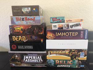 Board games for Sale in Oceanside, CA