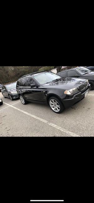 Fresh BMW X3 No Lights No Problem for Sale in Washington, DC