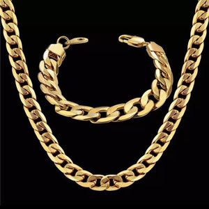 18k Gold Plated Chain And Bracelet for Sale in Las Vegas, NV