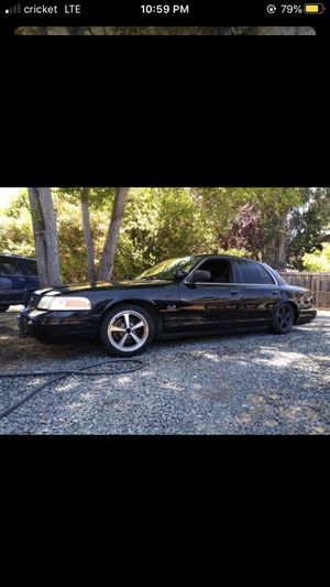 2001 Crown vic for Sale in Pittsburg, CA