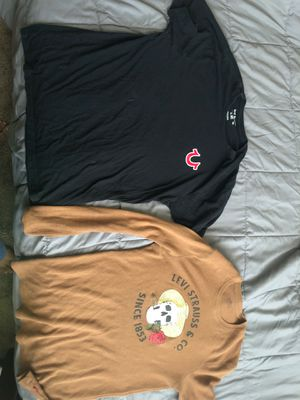 True Religion and Levi Long Sleeve for Sale in Jacksonville, FL