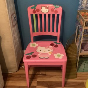 Hello Kitty Chair for Sale in Clovis, CA