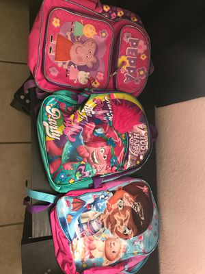 Girls backpack for Sale in Bakersfield, CA