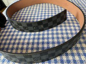 Louis Vuitton Belt for Sale in Pflugerville, TX