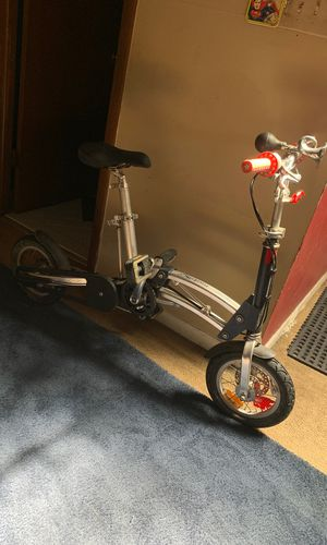 Mobiky Genius folding bike bicycle for Sale in Chicago, IL