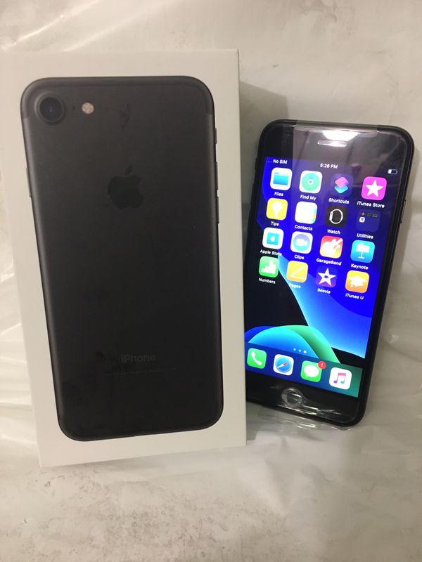 iPhone 7 BRAND NEW AT&T