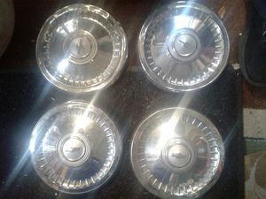 Chevy nova hub caps for Sale in Tampa, FL