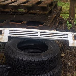 76 To 80 International Harverster Scout Lower Grill Body Panel for Sale in Shelton, WA