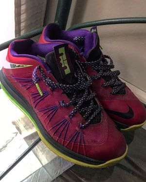 Plum Nike Lebrons for Sale in Twinsburg, OH
