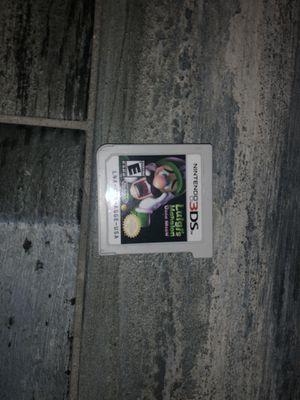 Luigis mansion dark moon 3ds for Sale in Peoria, AZ