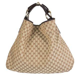 Gucci Monogram Horsebit Hobo Large Bag for Sale in Casa Grande, AZ