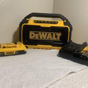 Dewalt Bluetooth Speaker Kit for Sale in Salem, OR