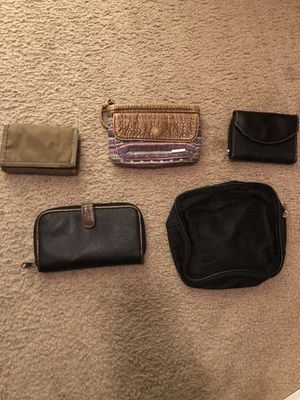5 Wallets for Sale in North Las Vegas, NV