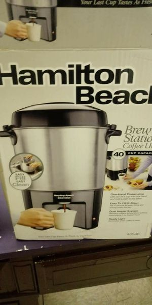 Coffee maker for Sale in Garfield Heights, OH