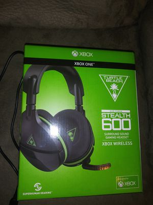 Xbox One Turtle Beach Wireless Headset for Sale in Queens, NY