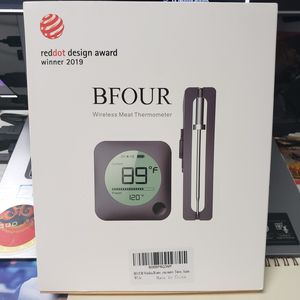 BFOUR Wireless Bluetooth Meat Thermometer for Grilling, Premium Digital Instant Read Meat Thermometer with 3 Probes Food Thermometer for Sale in City of Industry, CA