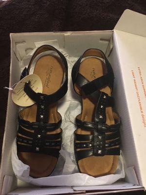 Black Sandal/Heels for Sale in Gahanna, OH