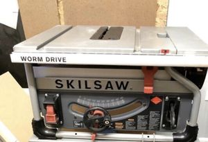 Skilsaw table saw like new for Sale in Paramount, CA