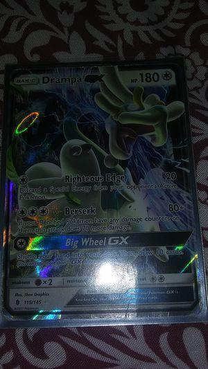 Pokemon Drampa GX for Sale in Arlington, VA